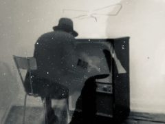 "Ivo Bonacorsi, Untitled ""d'après Joseph Beuys Felt- tv 1970"" (2005-2020)"