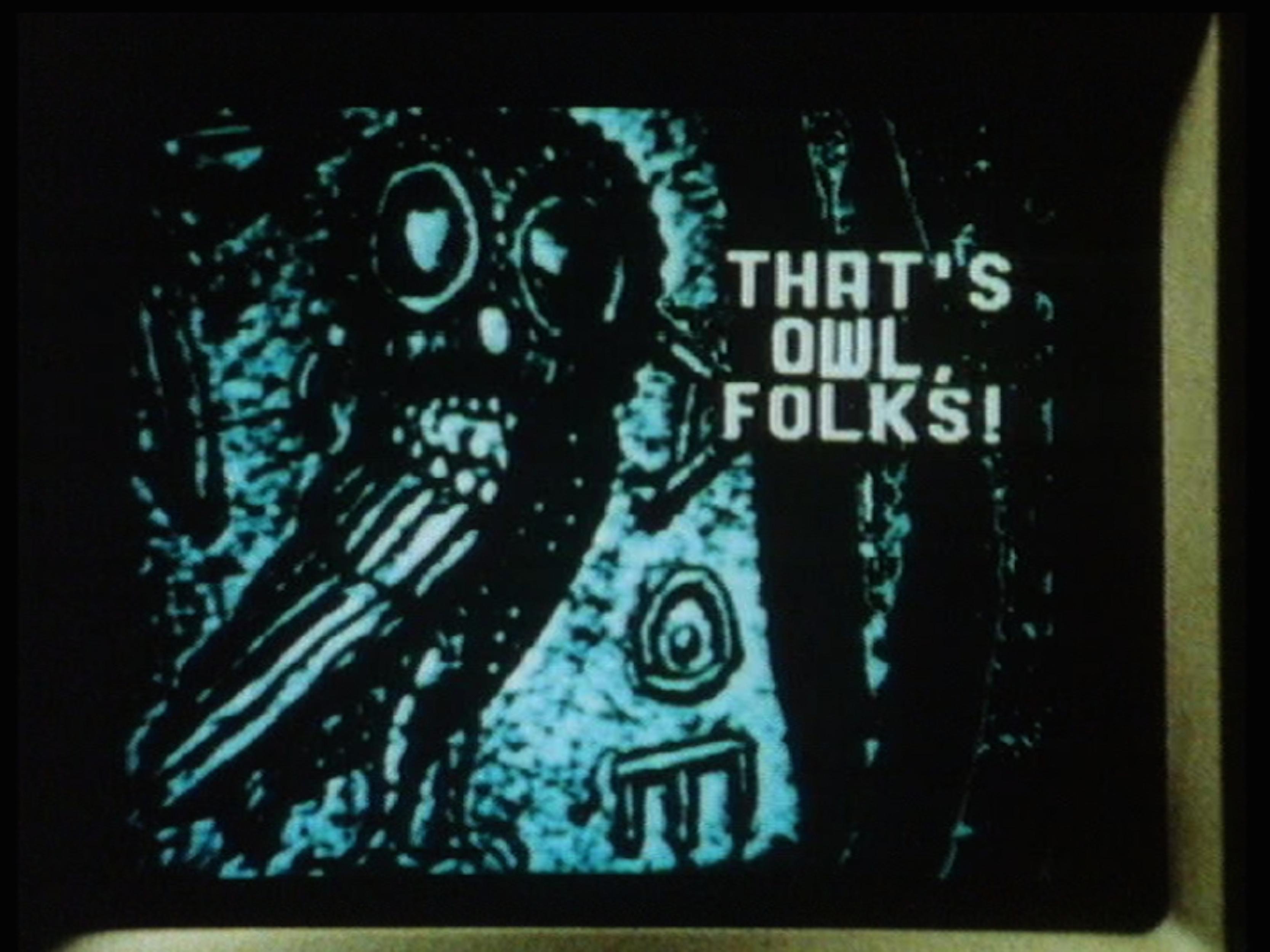 MMSU i Film-protufilm pozivaju na monumentalnu simpozijsku 13-kanalnu televizijsku izložbu o metamorfozama Athene Noctua